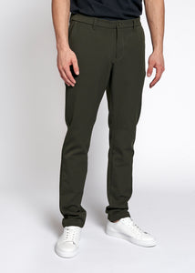 Woodbird Steffen Twill Pant Pants Army
