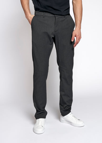 WOOD BIRD Steffen Twill Pant Pants Grey