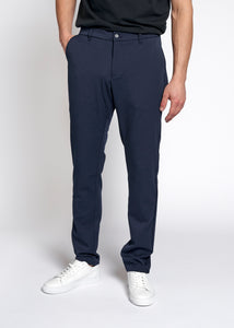 Woodbird Steffen Twill Pant Pants Midnight Blue