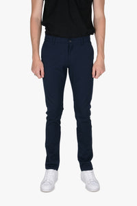 Woodbird Steffen Twill Pant Pants Navy