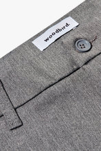 Load image into Gallery viewer, Woodbird Steffen Twill Shorts Shorts Light Grey