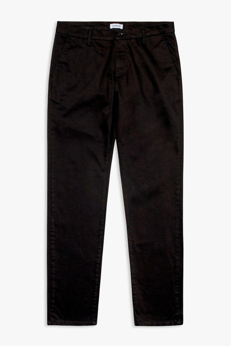 Woodbird Steffen Worker Pants Pants Black