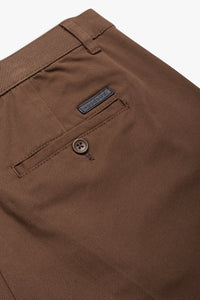 Woodbird Tien Buzz Pant Pants Brown