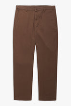 Load image into Gallery viewer, Woodbird Tien Buzz Pant Pants Brown