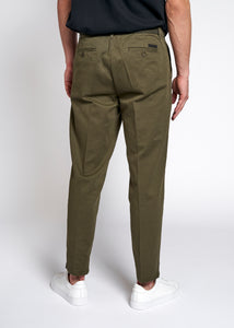 Woodbird Tien Buzz Pant Pants Green