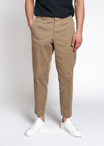 Woodbird Tien Buzz Pant Pants Sand