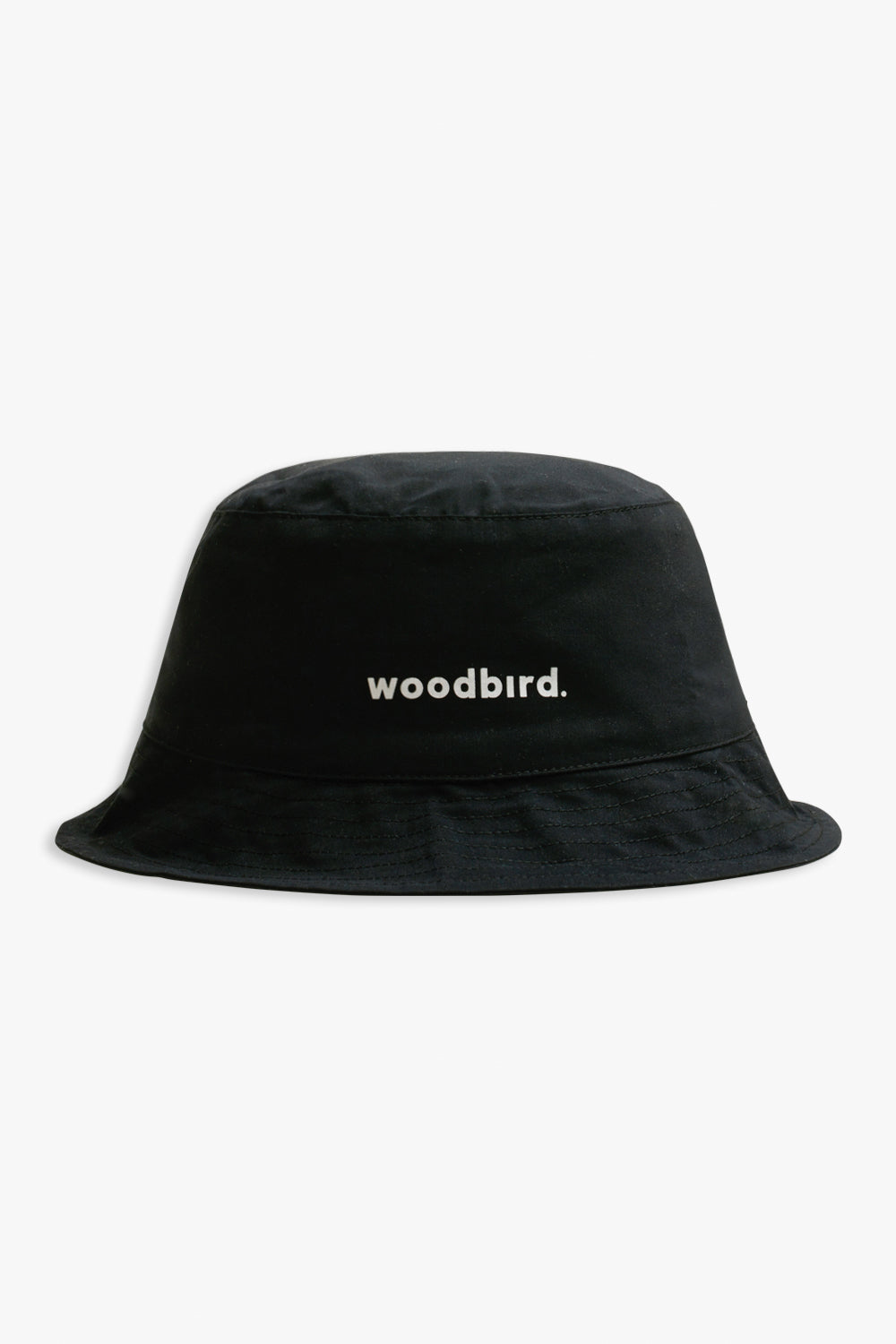 Woodbird Wuang Bucket Hat Accessories Black