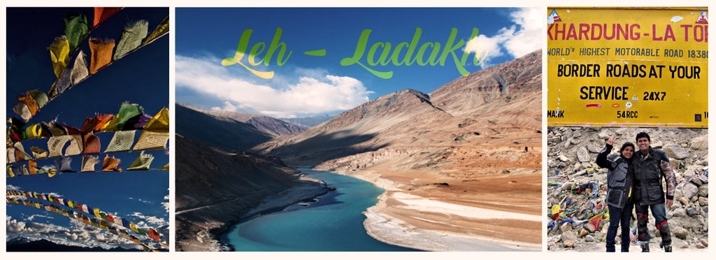 Honeymoon Leh ladakh