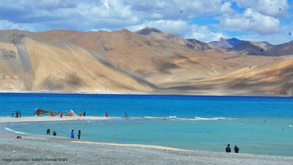 Pangong Honeymoon