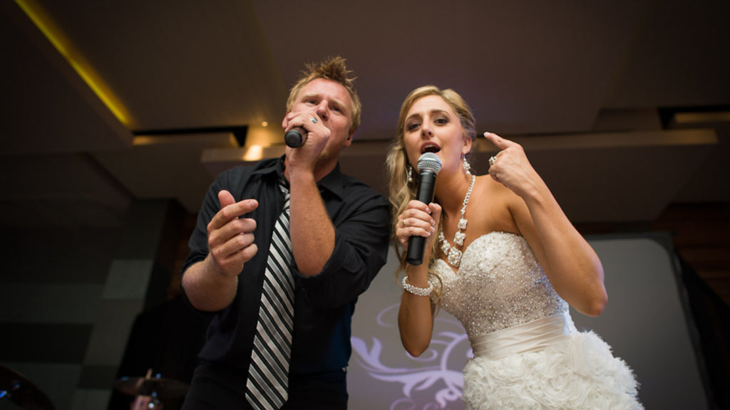 Singing Couple
