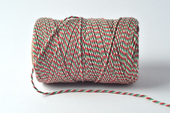Bakers Twine - Christmas