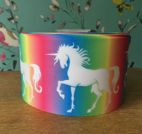 "3"" Rainbow Unicorn"