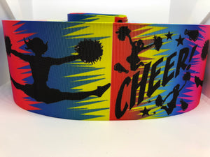 Cheerleader Ribbon