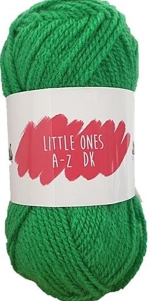 Cygnet Yarns Little Ones A-Z DK -25 colours to choose from
