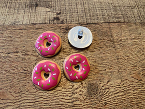 Donut Buttons
