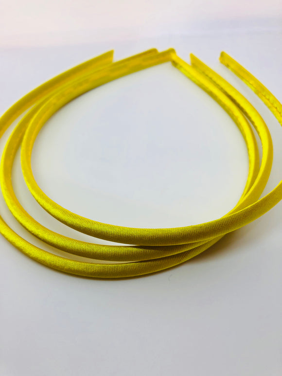 Yellow Headbands