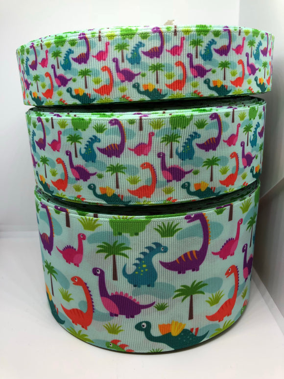 Dinosaur Ribbon