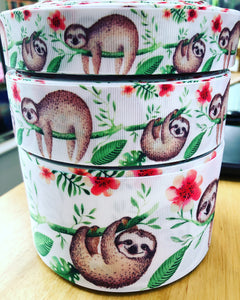 Sloth Ribbon
