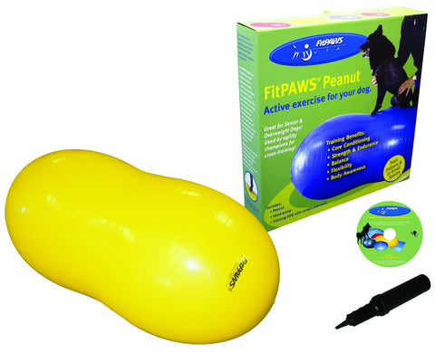 Peanut (with DVD and pump) by FitPAWS®