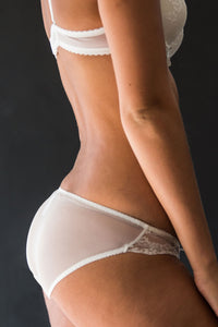 Wings Undies - White