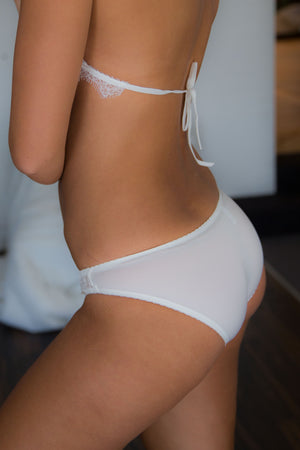 Juliet Undies - White