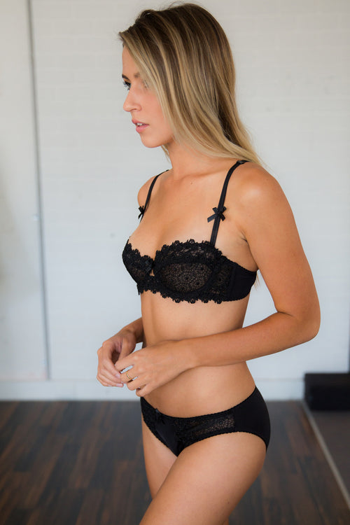 Juliet Bra - BLACK