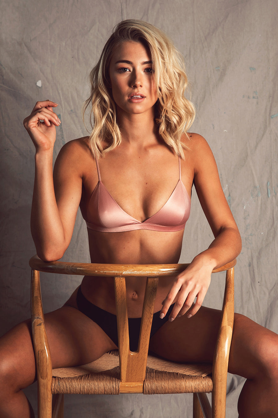 Crush Bralette - Pink