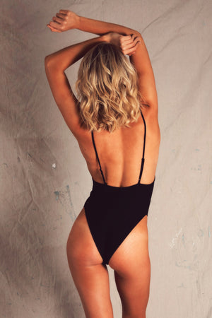 Lust Bodysuit - Black