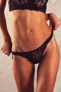 Romeo Undies - Black
