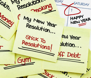 Hit the Reset Button on Those New Years Resolutions