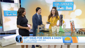Today Show - Night Runner Featured in Father's Day Gift Guide