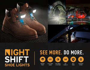 Night Shift Safety Lights