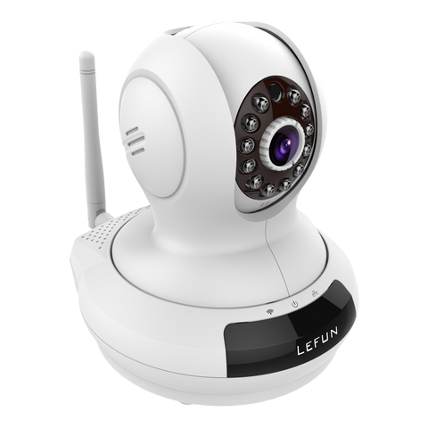 LeFun Wireless Camera, Baby Monitor WiFi IP Surveillance Camera HD