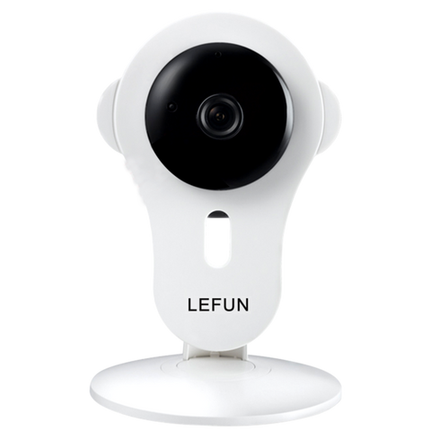 LeFun™ Baby Monitor, WiFi Wireless 720p HD IP Camera with 2 Way Video Night Vision