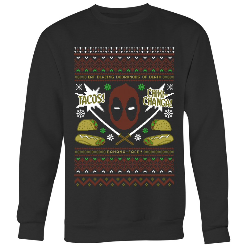 Jolly Merc Ugly Christmas Sweater
