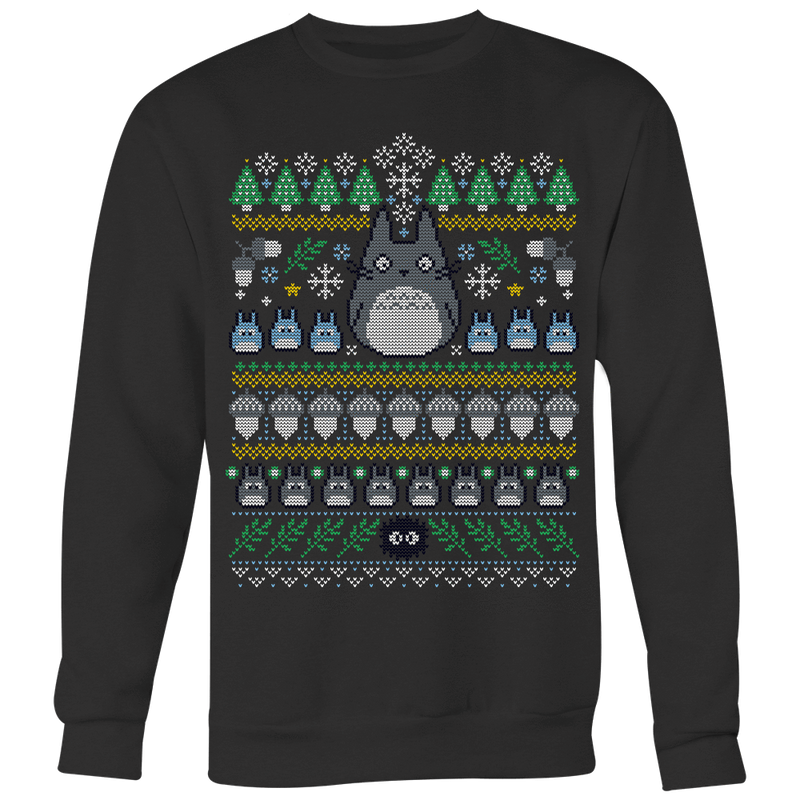 Friends of the Forest Ugly Christmas Sweater