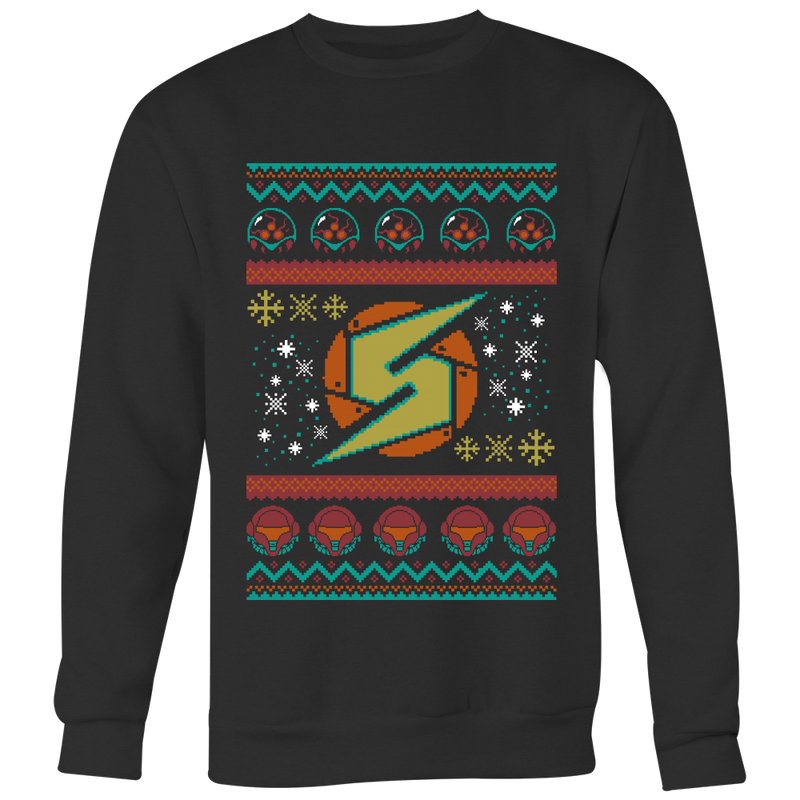 Screw Attack Ugly Christmas Sweater