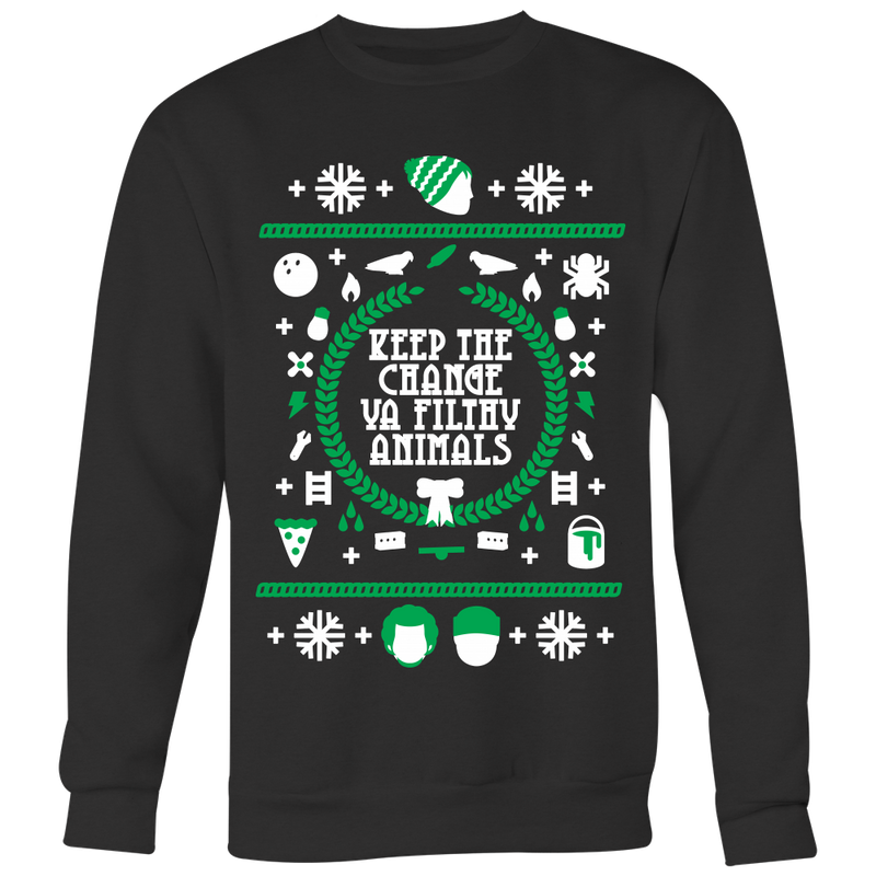 Keep the Change Ugly Christmas Sweater