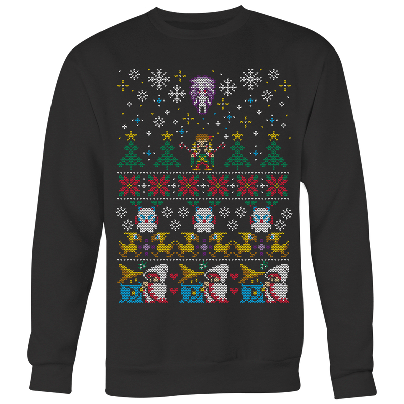 Winter Fantasy V2 Ugly Christmas Sweater