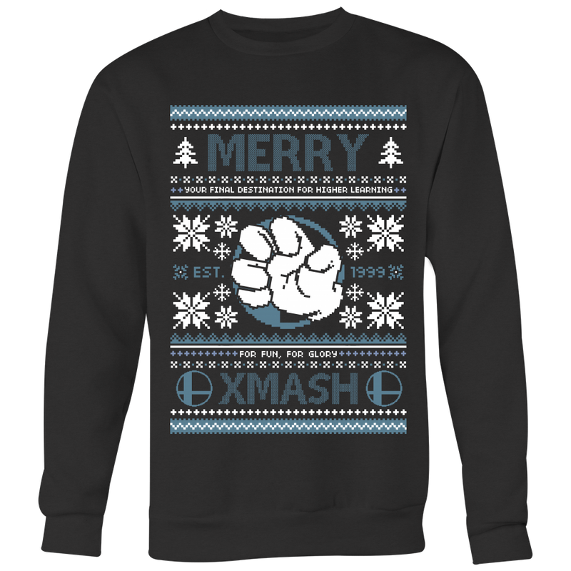Merry Xmash Ugly Christmas Sweater