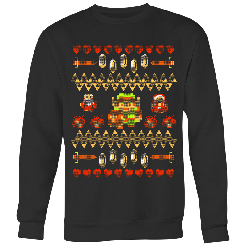 Don't Wear Alone Ugly Christmas Sweater