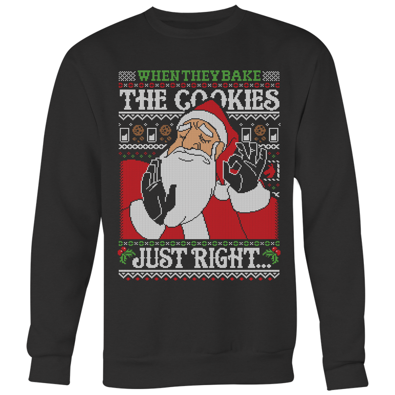 Pacha Cookies Ugly Christmas Sweater