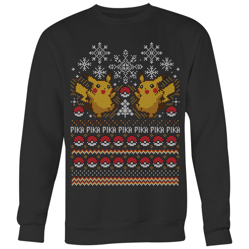Catch Them All Ugly Christmas Sweater