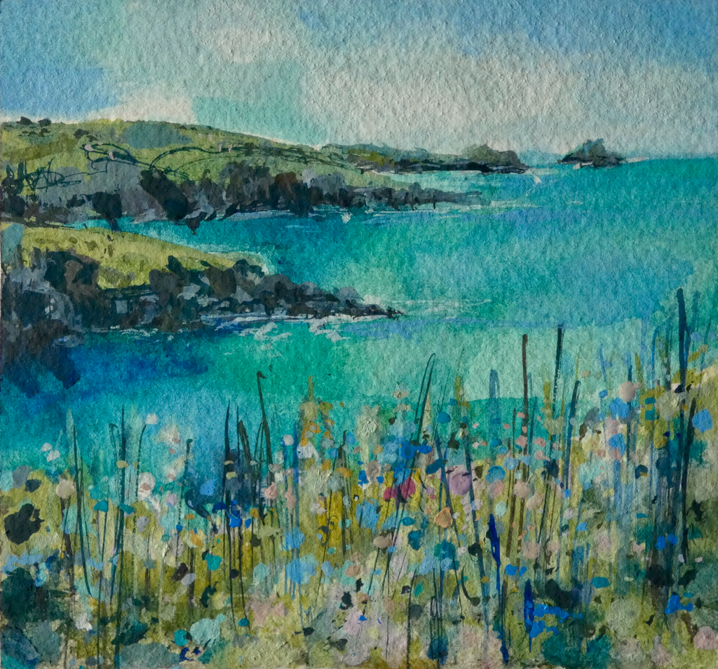 Artist Support Pledge Painting 'Towards The Rumps'