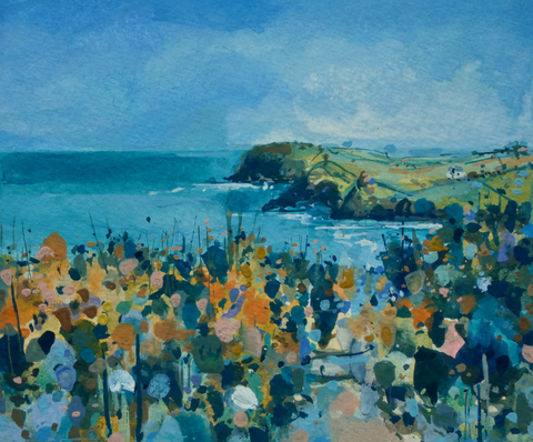 Artist Support Pledge Painting 'From Trevan'