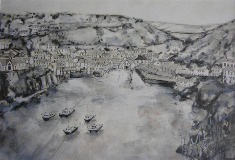 Port Isaac Pencil