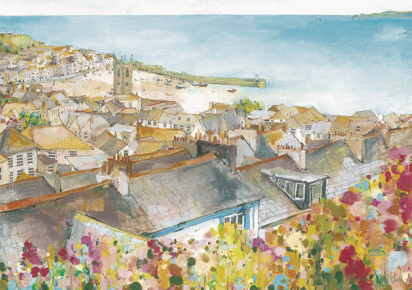 Rooftops, St.Ives