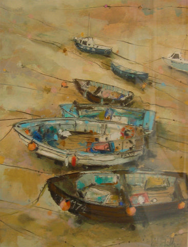 Boats Gorran Haven
