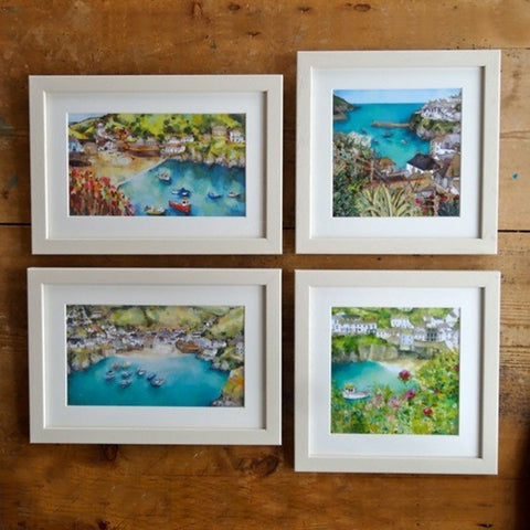 Small prints - Framed