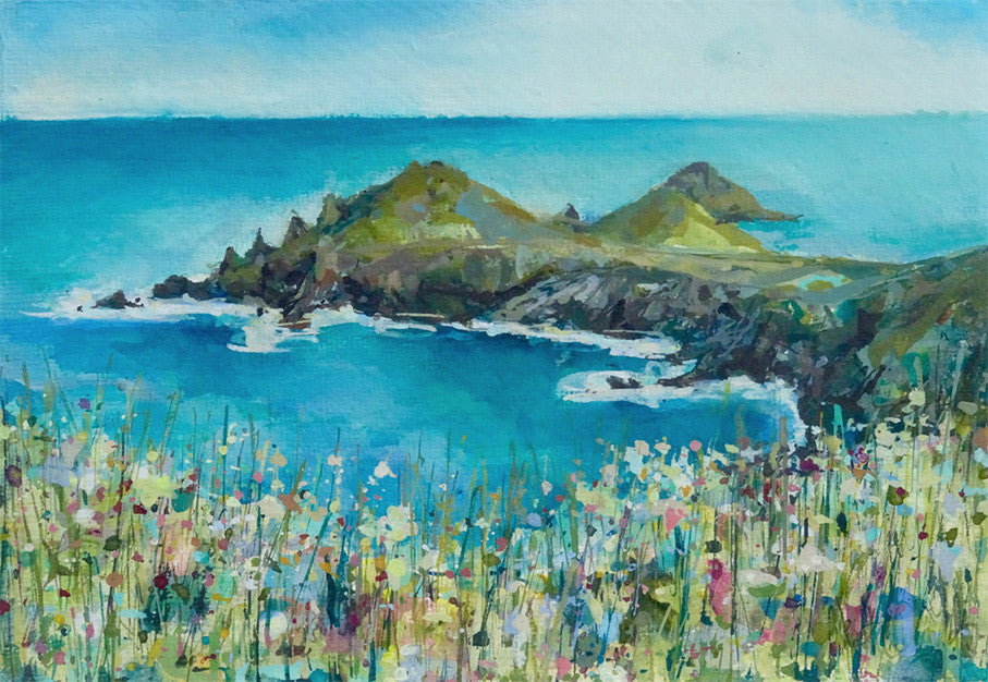Summer Flowers, The Rumps